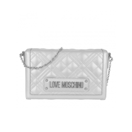 LOVE MOSCHINO Borsa a tracolla grained PE 2020